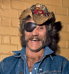 The unique Ray Sawyer